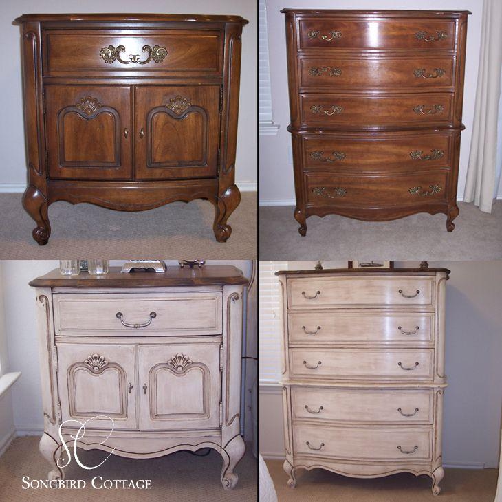 AVANT / APRES : donnez une seconde vie à vos anciens meubles et à votre aménagement intérieur 6