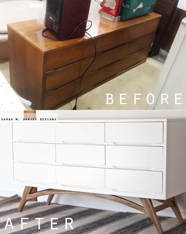 AVANT / APRES : donnez une seconde vie à vos anciens meubles et à votre aménagement intérieur 7