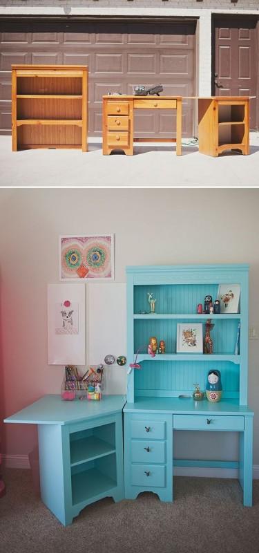 AVANT / APRES : donnez une seconde vie à vos anciens meubles et à votre aménagement intérieur 8