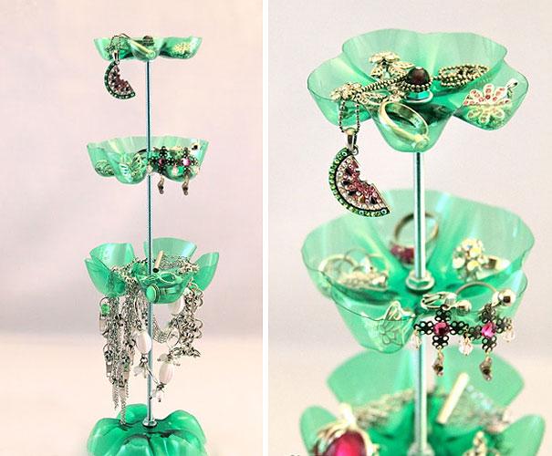 Extrêmement 20 idées créatives de recyclage de bouteilles plastique GT09