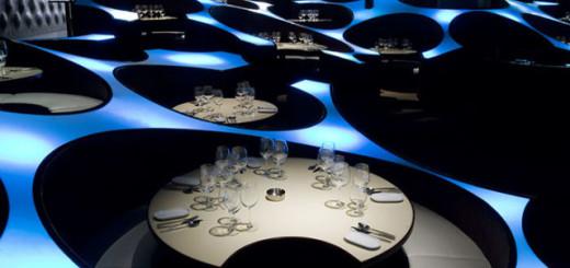 Des Bars / Restaurants aux designs incroyables. 23