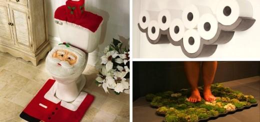 20 objets de décoration insolites pour votre salle de bain 25