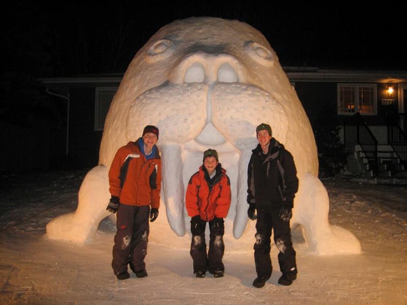 sculpture sur glace3