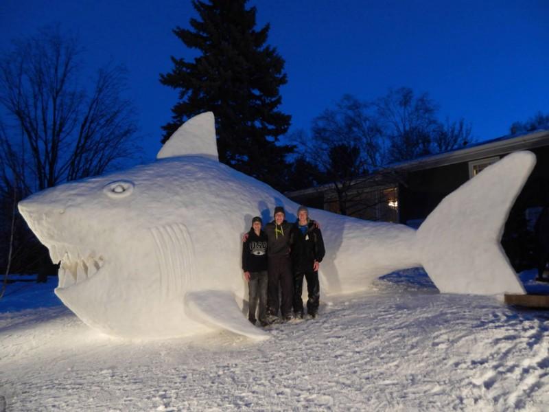 sculpture sur glace5