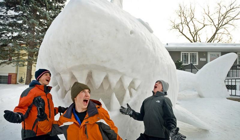 sculpture sur glace7