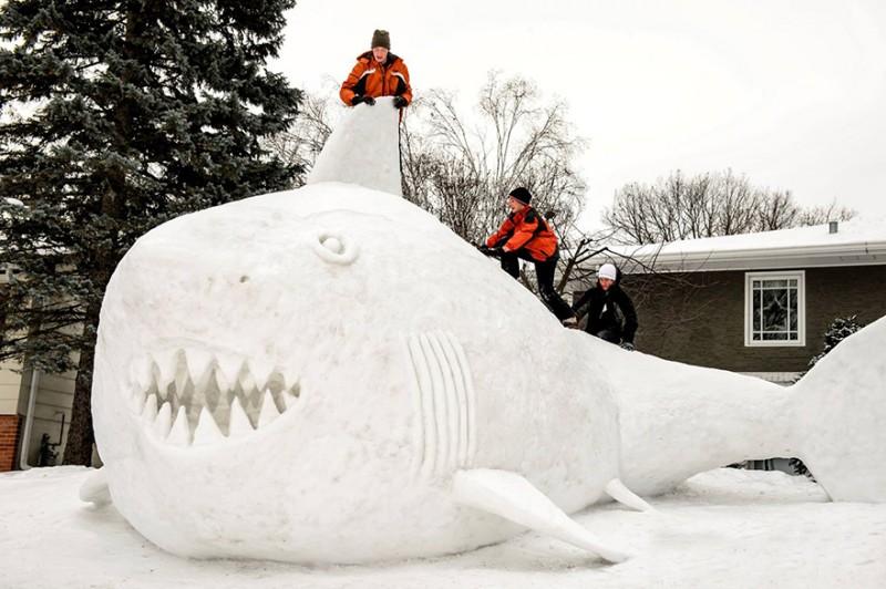 sculpture sur glace8