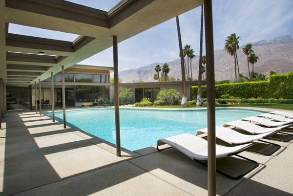 Time and Place Homes, Palm Springs, Twin Palms Sinatra Home