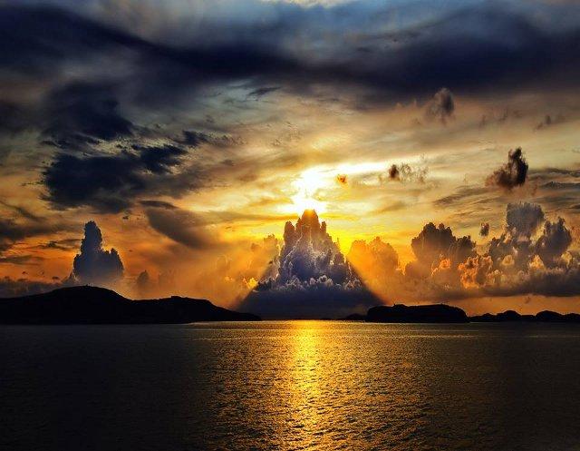 De très beaux couchers de soleil 2