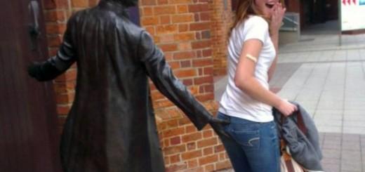 Les statues font le show ! 11