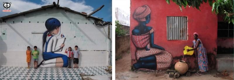 STREET ART : Des voyages en images 21