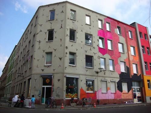 street art immeuble 2