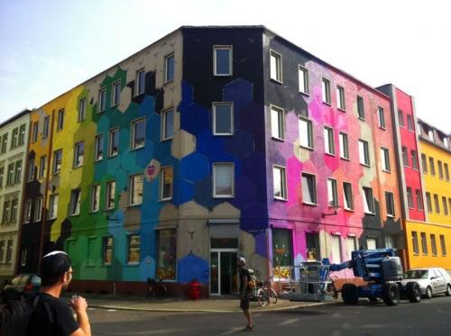 street art immeuble 3