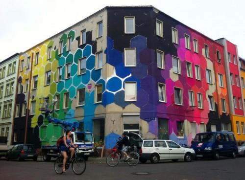 street art immeuble 4