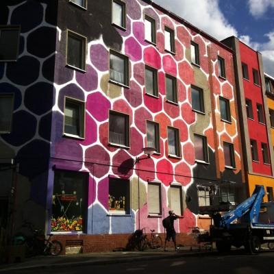 street art immeuble 5