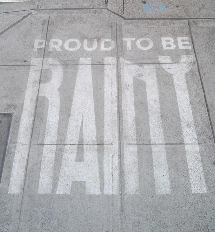street art pluie 5