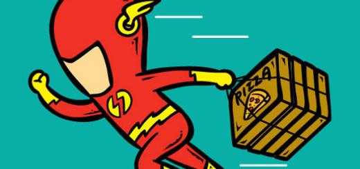 Si les super-héros devaient trouver du travail... 9