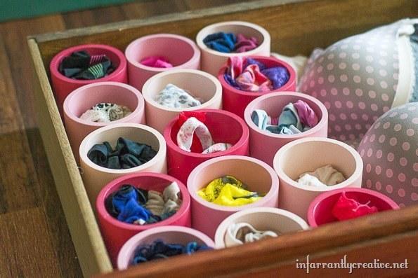 27 trucs et astuces pour trier vos petits objets 23