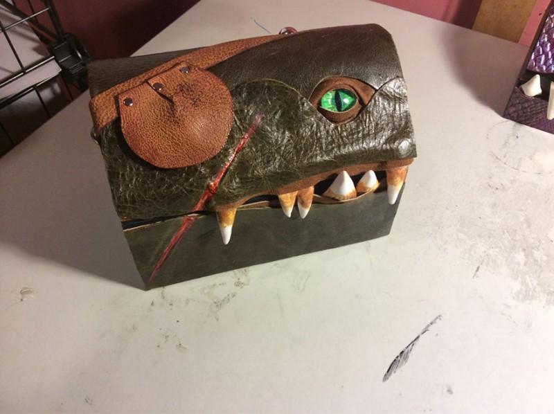 valises monstres geek 8