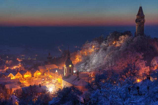 village neige14