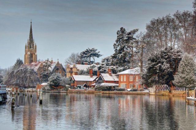village neige15
