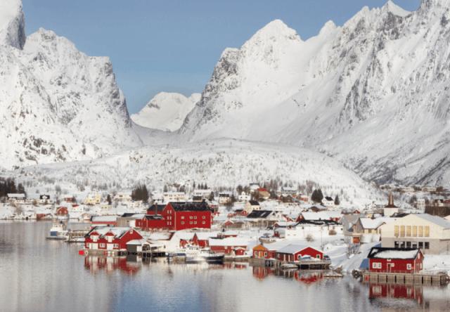 village neige16