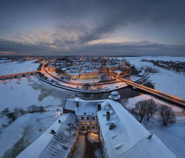 village neige19