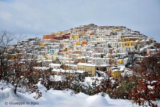 village neige20