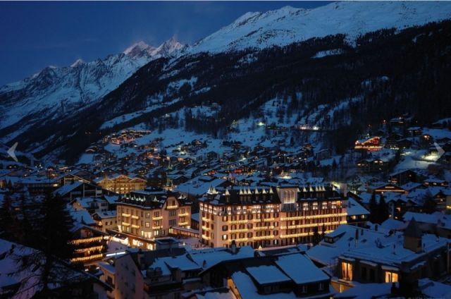 village neige23
