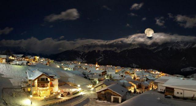 village neige25