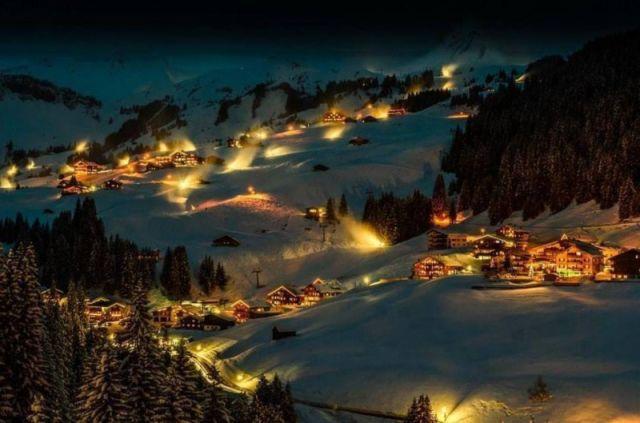 village neige27