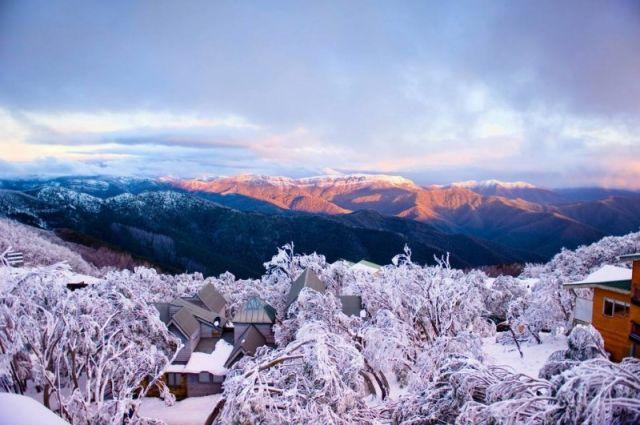 village neige28
