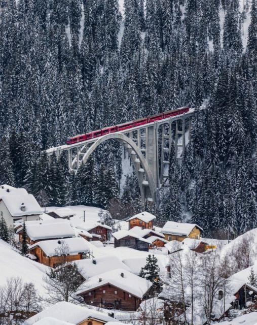 village neige7