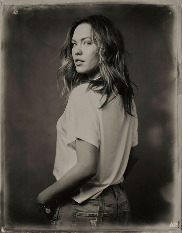 Des stars dHollywood photographiées par Victoria Will