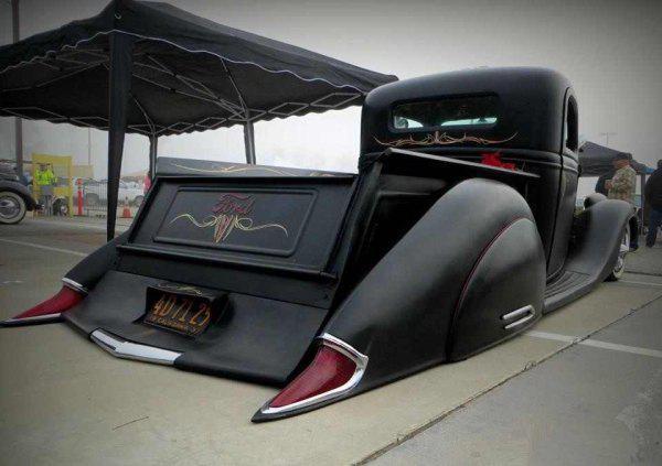25 voitures plut t originales. Black Bedroom Furniture Sets. Home Design Ideas