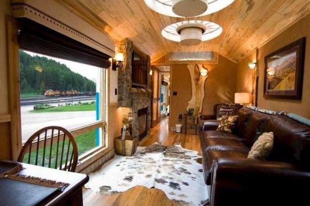 D Anciens Wagons Transform 233 S En Petites Maisons